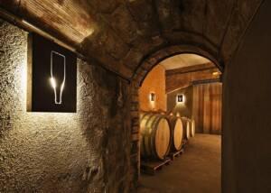 Beautiful Interiors of Vins El Cep