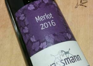 Wine Bottles of Wassmann Biodynamic Wines Villany