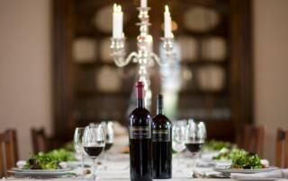 Beautiful Tasting Area Webersburg Wines Winery