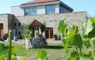 Building of Weingut Bannert Winery