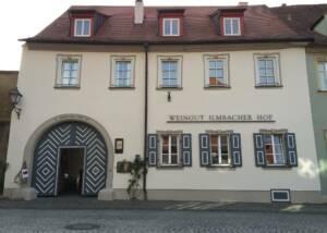 Weintu Ilmbacher Hof Building