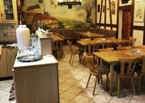Tasting Room Of The Weingut Uwe Geßner Winery