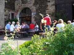 People Tasting Wine At Weingut-Vinothek Schlöder-Thielen Winery