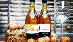 Two Bottles Of Wine Of Zsirai Winery