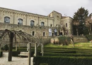 Building of Bindella Tenuta Vallocaia
