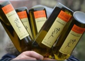 Fink Kotzian Weinbau Og Wine Bottles