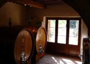 Cellars of Mulini di Segalari Società Agricola s.n.c