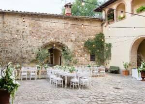 Wine Tasting Area of Quercia al Poggio