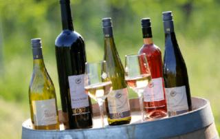 Weingut Karl Wegner Wine Bottles