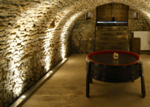 Cellars of Weingut Manuel Engelhard