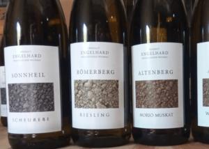Wine Bottles of Weingut Manuel Engelhard