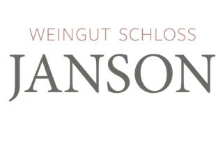 A Bottle of Weingut Schloss Janson Wine