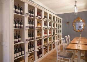 Wine Tasting Area of Weingut Schloss Janson
