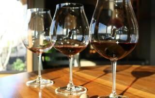 Wine Tasting at Willamette Valley Vineyards At Tualatin Estate