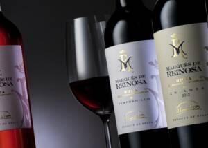 Bodegas Marqués de Reinosa Wine Bottles