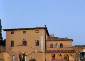 Building of Fattoria La Torre