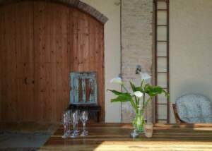 Wine Tasting Area at Vila Morgades