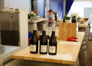 Bottles of Weinmanufaktur Mario Josef Burkhart Wines