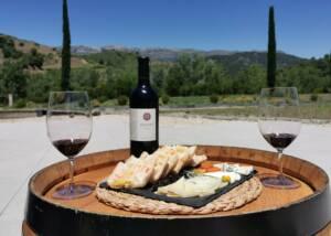 Wine Tasting Platter at Perinet