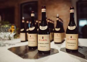 Bottles of Antica Casa Vinicola Scarpa Wine