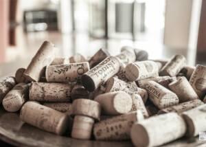 Wine Bottle Corks of Cantina Todini
