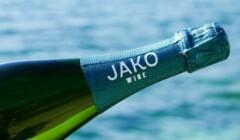 A Bottle of Jako Wine