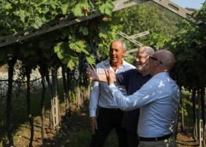 Winemakers of Jako Wine