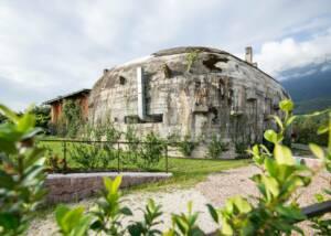 Building of Kellerei St.Paul Wines