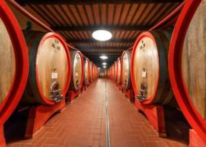 Cellars of Poggo di Sotto