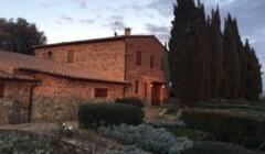 Building of Poggio di Sotto