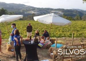 Wine Tasting Group of Quinta de Silvoso