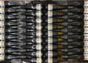 Bottles of Weingut Reef Wine