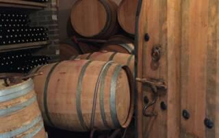 Cellars of Bodega La Setera