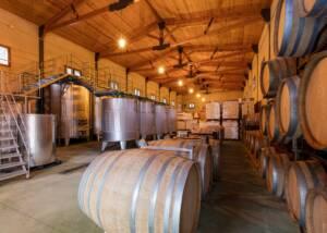 Cellars of Bodega Son Vich De Superna