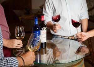 Tasting Wines of Bodega Son Vich De Superna