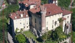 Building of Centovigne - Castello Di Castellengo