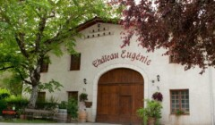 Building of Chateau Eugenie