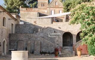 Building of Chateau Vannieres