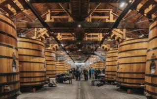 Cellars of Church Road Winery