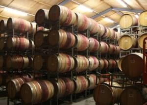 Barrels of Church Road Winery