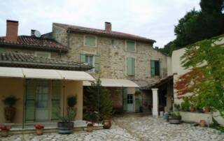 Building of Domaine Du Cayron