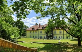 Building of Gróf Degenfeld Wine Estate