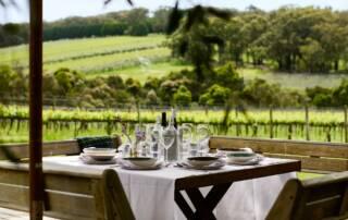 Wine Tasting Area of Montalto