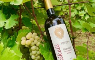 A Bottle of Sesikeli Winery