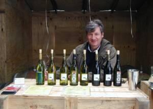 Wine Bottles of Ten Minutes By Tractor