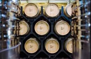 Cellars of The Bargiela Bienati Winery