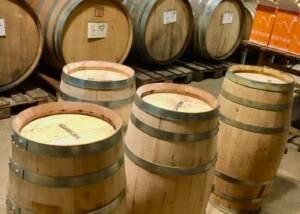 Barrels of Valdonica Winery I Residence I Restaurant