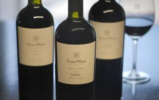 Viña Alicia Wine Bottles