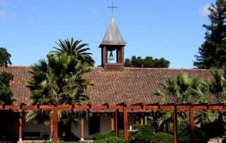 Building of Viña Santa Berta