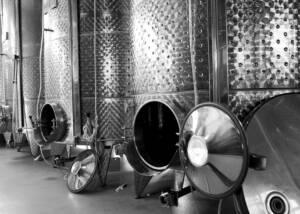 Steel Tanks of Vinyes Dels Aspres